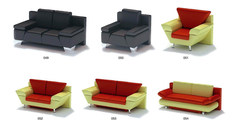 Với màu đen, các bộ ghế salon có thể tạo nên vẻ sang trọng, hiện đại