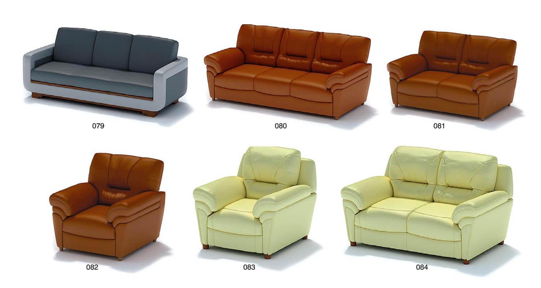 Các mẫu ghế sofa màu ghi, màu nâu cho nội thất phòng khách gia đình
