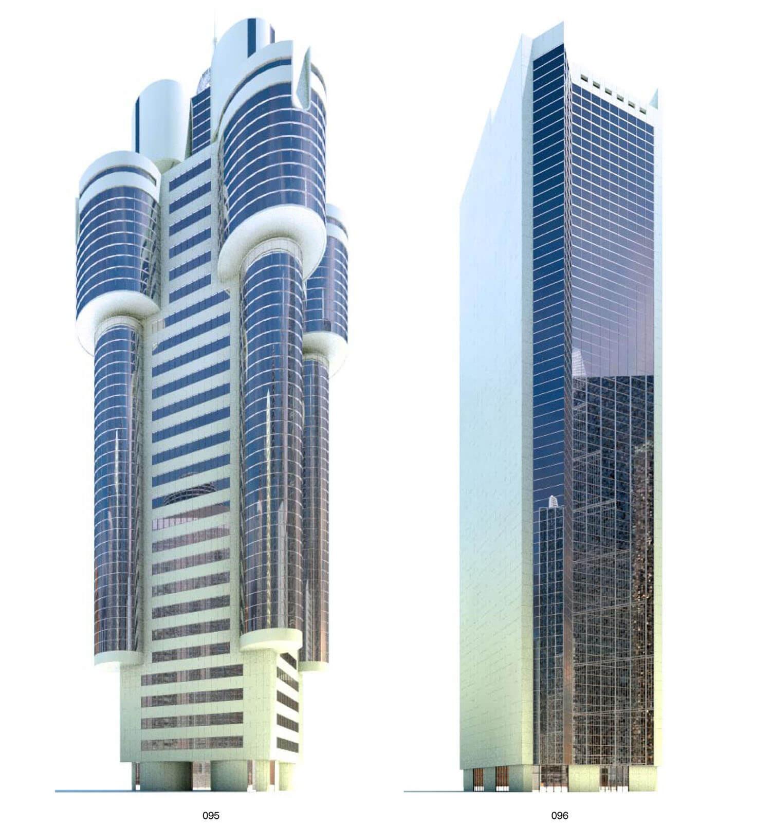 Hình khối của tòa nhà này giống như kết cấu của sinh vật ngoài trái đất