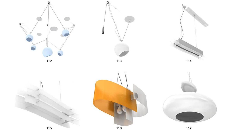 Các loại đèn chùm có kích thước lớn hơn cho phòng khách