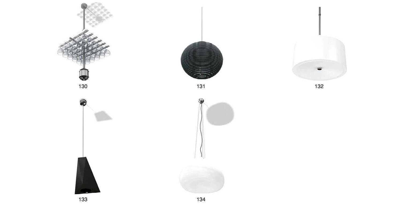 Một số mẫu đèn chùm loại lớn