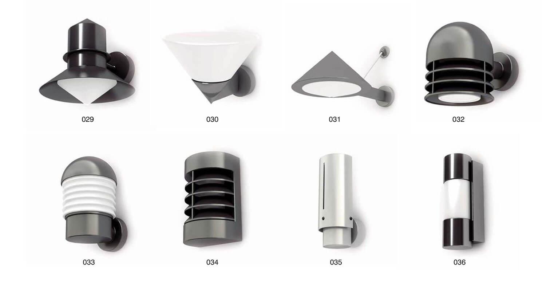 Các kiểu đèn tròn và đèn dài với thiết kế tinh tế