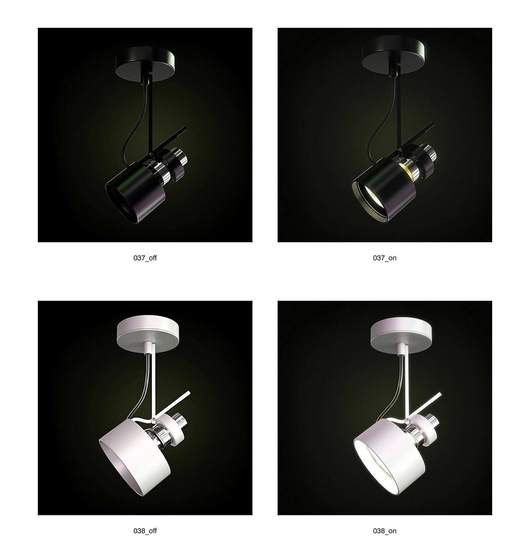 Các loại đèn rọi nhỏ, rọi tầm xa