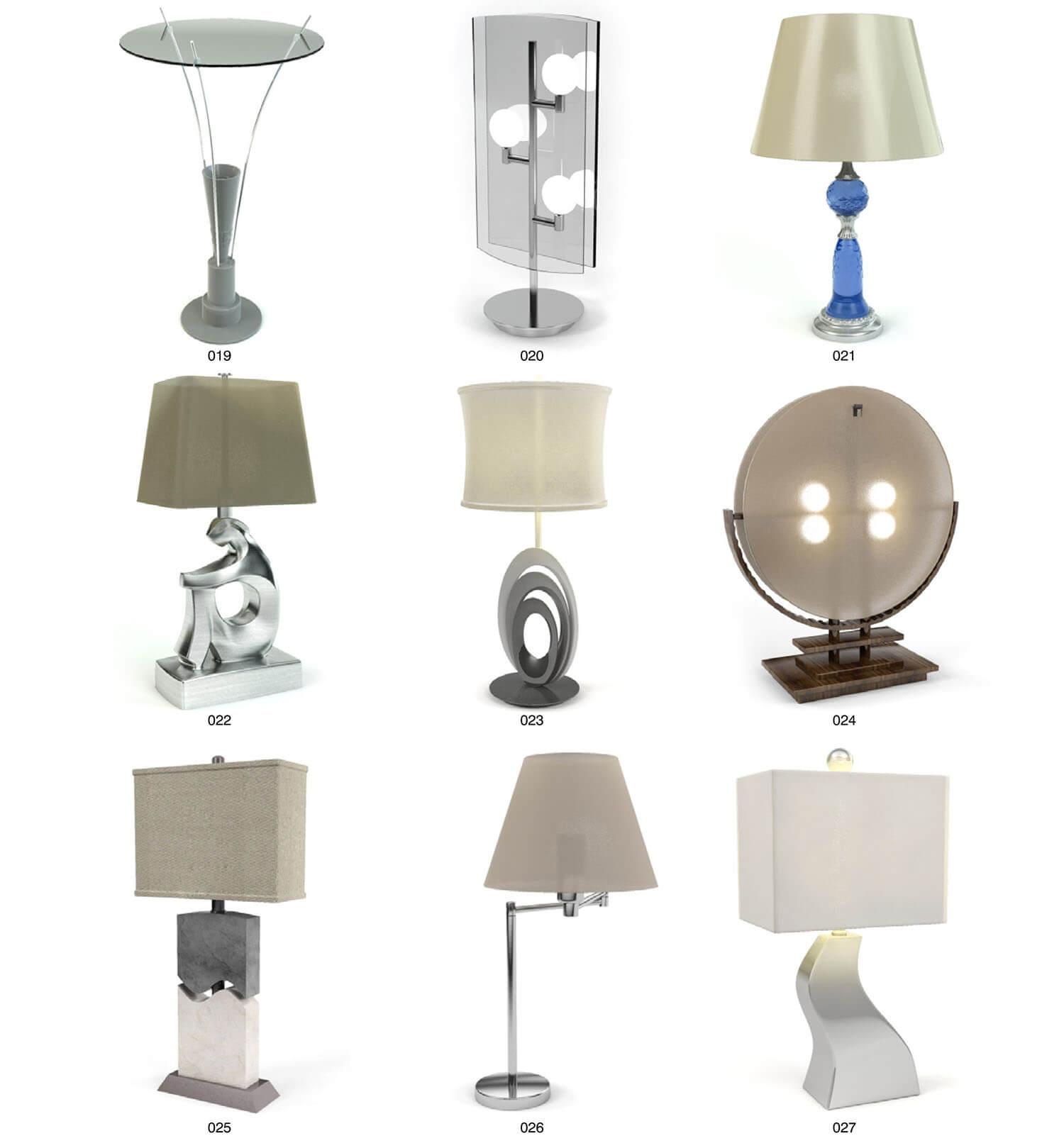 Các mẫu đèn với chi tiết tinh xảo, hơi hướng kiến trúc cổ