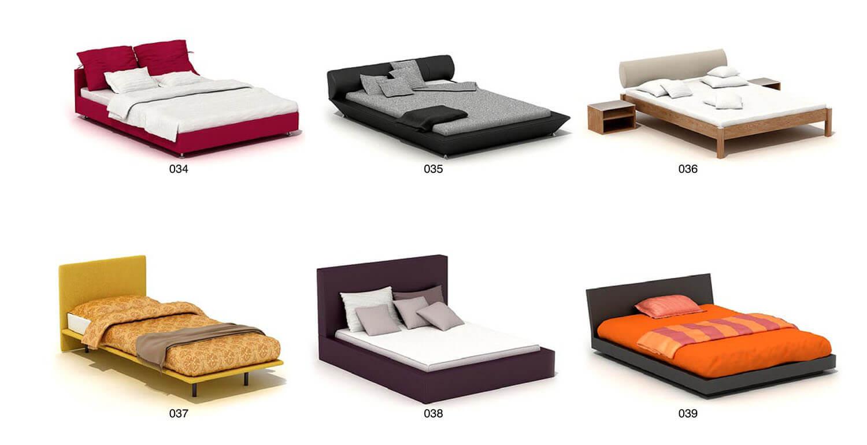Các bộ giường hiện đại, trẻ trung