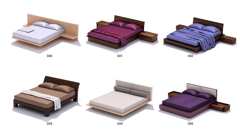 Màu sắc của ga gối cũng là phần rất quan trọng với thẩm mỹ giường