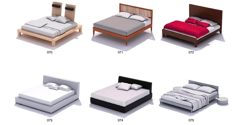 Các kiểu đầu giường hiện đại phá cách