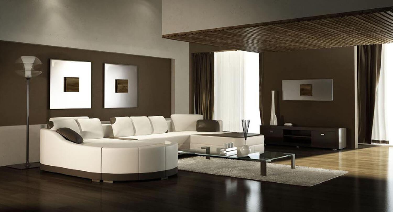 Không gian nội thất phòng khách dường như đẹp hơn với khối trần thạch cao