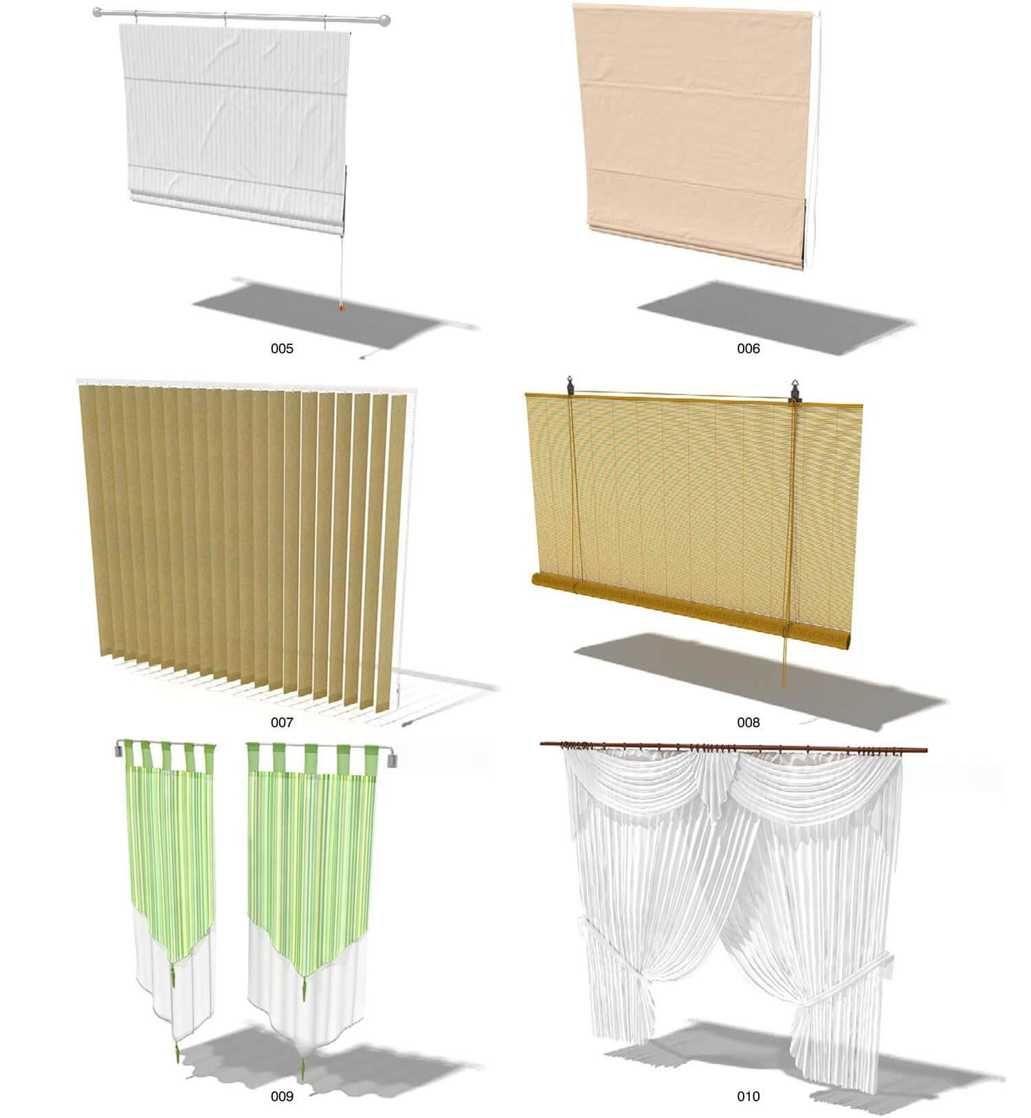 Rèm gỗ và rèm tre trúc là chất liệu đời mới và thời trang hiện nay