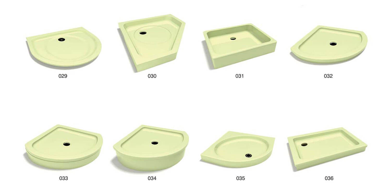 Những mẫu khay tắm cho nhà tắm có diện tích nhỏ