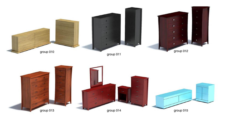 Các mẫu giá sách, kệ tủ đẹp bằng gỗ nhiều kiểu dáng