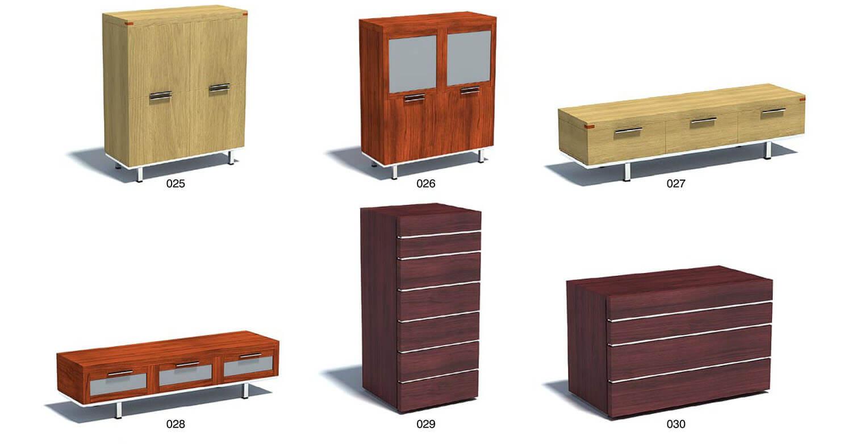 Tủ quần áo gỗ nội thất hiện đại